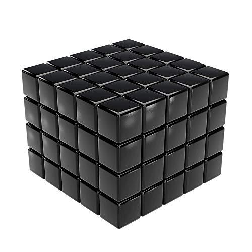 GAUDER 100 Stück Neodym Super Magnete Magnetwürfel