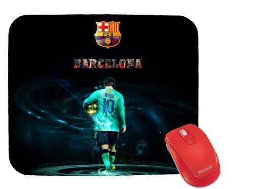 fc barcelona Lionel Messi Soccer Team Mouse Pad