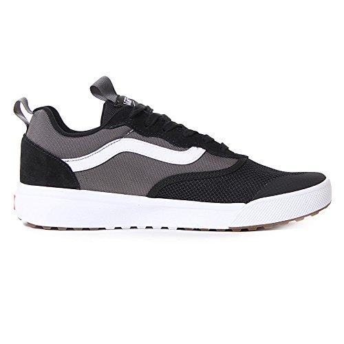Vans Ultrarange, Sneaker Unisex – Adulto Nero (Breeze)