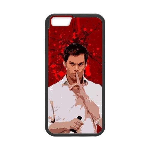 Dexter Blood coque iPhone 6 4.7 Inch Housse téléphone Noir de couverture de cas coque EBDXJKNBO09730