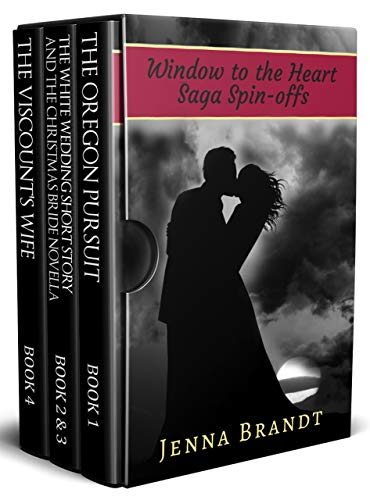 Window to the Heart Saga Spin-off Box Set: Victorian Era Western ...