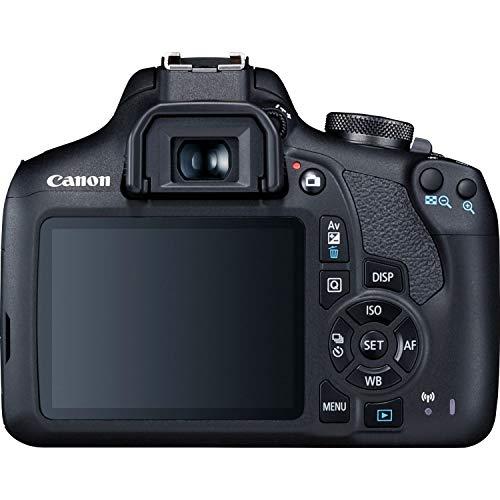 Offerta Canon Italia EOS 2000D, Fotocamera Reflex, Nero
