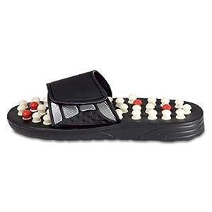 Aktivshop Fureflexzonen Massage Sandalen Massage Schuhe Fumassage Akkupressur Hausschuhe
