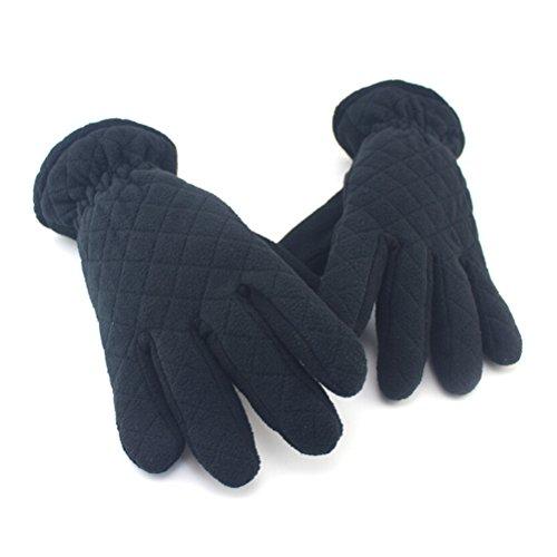 ROSENICE Guanto termico invernale Fleece guanti donne