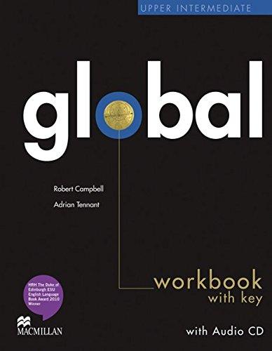 Global: Upper Intermediate / Workbook with Audio-CD and Key