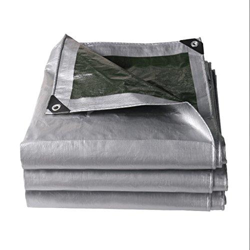 DGF Parasol extérieur de toile d'auvent d'huile de bâche de pluie d'épaississement extérieur/imperméable/ignifuge 180 g/mètre carré