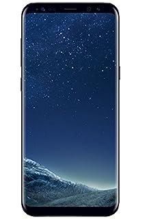 Samsung Galaxy S8 Plus - Smartphone libre (6.2'', 4GB RAM, 64GB, 12MP), Negro, - [Versión alemana: No incluye Samsung Pay ni acceso a promociones Samsung Members] (B06XJ6BTYT)   Amazon price tracker / tracking, Amazon price history charts, Amazon price watches, Amazon price drop alerts