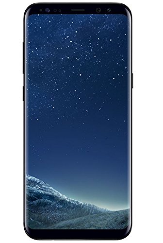 Samsung Galaxy S8+ Smartphone (6,2 Zoll (15,8 cm) Touch-Display, 64GB interner Speicher, Android OS) Midnight Black