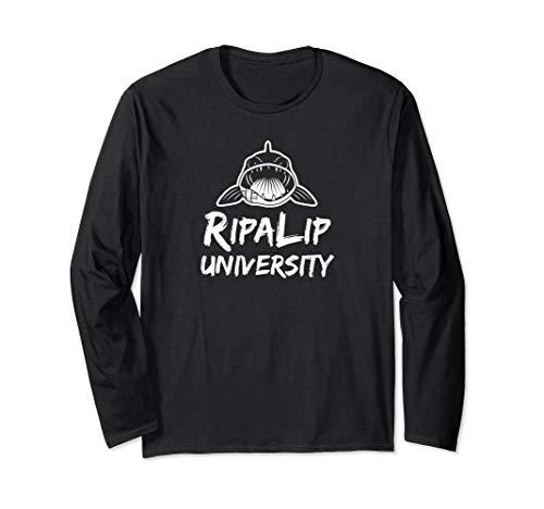 RipaLip University Langarmshirt