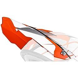 O 'Neal Spare Visor 3Series Freerider Casco Visera naranja/gris Oneal