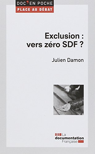 Exclusion : vers zro SDF ?