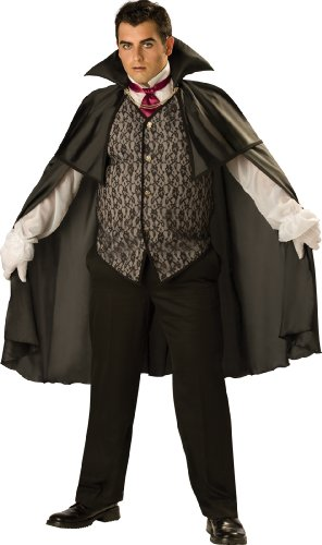 In Charakter Midnight Vampir Kostüm (XXL)