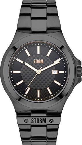 Storm London TYRON 47266/SL Reloj de Pulsera para hombres Momento Estelar de Diseño