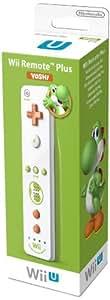 Wii U Remote Plus Yoshi's Edition, weiß