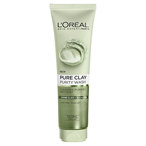 L'Oreal Paris Green Clay Face Wash 150ml