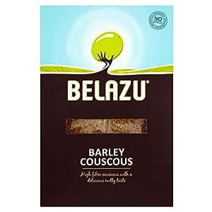 Belazu Traditionnel Couscous D'Orge Marocain (500G)