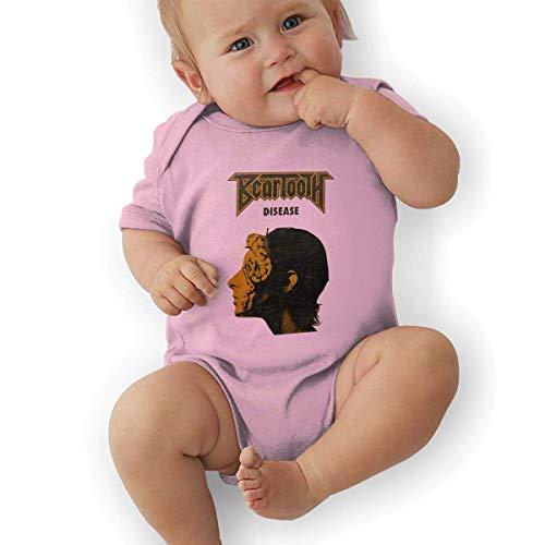 Bodys & Einteiler,Babybekleidung, Baby one-Piece Suit,Baby Jumper,Pajamas, Bodysuits Baby, Beartooth Classic Music Band Baby Girls' Cotton Bodysuit Baby Clothes (Little Einstein T-shirt)