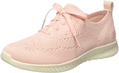 Skechers Wave-Lite-Pretty Philosophy, Sneaker Donna Rosa (Light Pink)