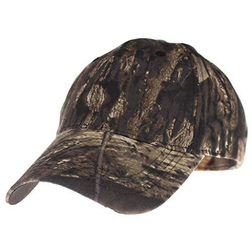 Poachers Hut,Unisex Justierbarer Hut Der Basecap Hysteresenblatt Tarnung Der Mode Sommer DraußEn