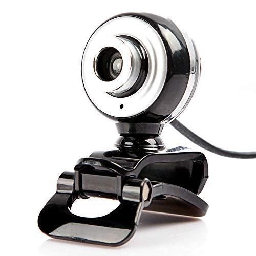 GT Webcam HD 12M Stream Webcam Eingebautes Schallabsorptionsmikrofon Computer Kamera, USB Plug & Play Kompatibel Mit Xbox OBS Twitch Skype YouTube Xsplit