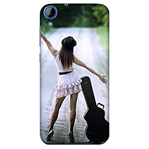 MOBO MONKEY Printed Hard Back Case Cover for HTC Desire 820 Dual - Premium Quality Ultra Slim & Tough Protective Mobile Phone Case & Cover