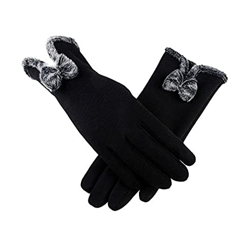 iBaste 2017 neu Damen Herbst und Winter warmen Touchscreen Handschuhe,Trainingshandschuhe für Outdoor Sport,Fahren Handschuhe