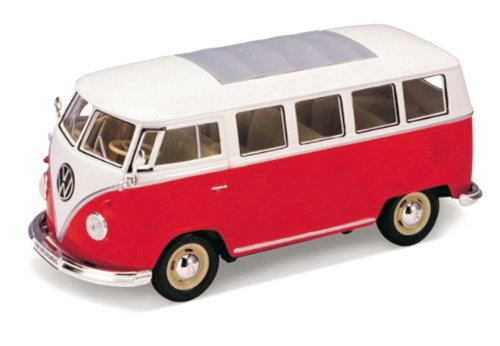 CARS & CO COMPANY 327 5621 - Welly VW Bus '62 Vw Amp