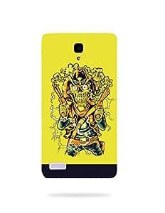 alDivo Premium Quality Printed Mobile Back Cover For Redmi Note Prime / Redmi Note Prime Back Case Cover (TS219)