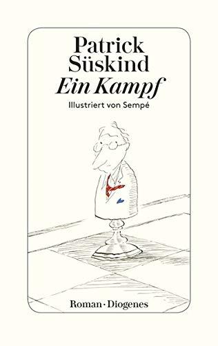 Buchseite und Rezensionen zu 'Ein Kampf' von Patrick Süskind