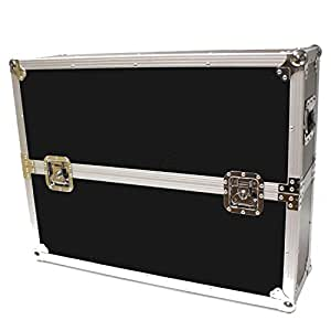 """Flight case pour écran 32 """"LCD TV LED type de RackMatic de plasmatv - Cablematic"""