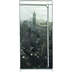 """Compactor Home RAN4599 Penderie New York """"Empire State Building"""""""