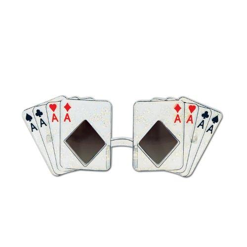 Beistle 60379Spielkarte fanci-frames