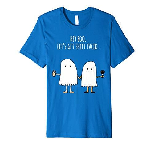 Hey Boo. Let 's Get Tabelle doppelseitig. Beliebtes Halloween-Kostüm