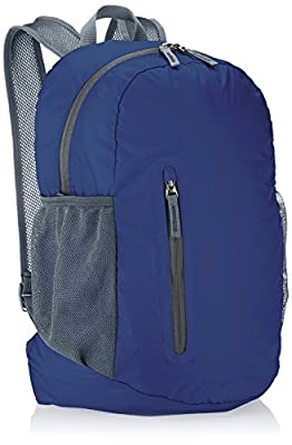 AmazonBasics Ultralight Packable Day Pack (Multiple Colours Available)