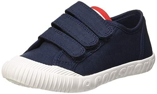 le coq Sportif Unisex-Kinder Nationale Ps Sneaker, Blau (Dress Blue Dress Blue), 34 EU