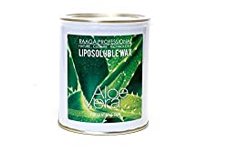 Aloevera Liposoluable Wax (800ml)