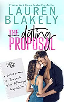The Dating Proposal (Caught Up in Love Book 2) (English Edition) van [Blakely, Lauren]