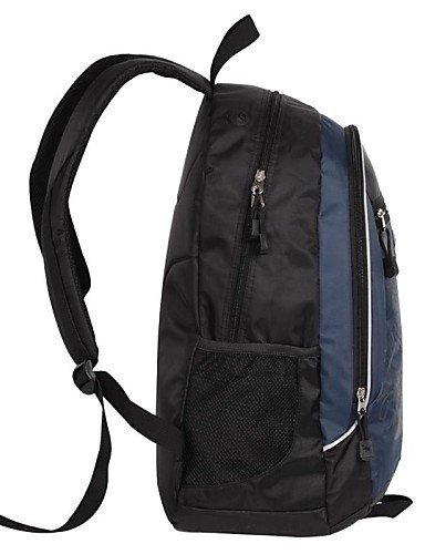 GXS OIWAS Outdoor-Aktivitäten Doppel-Schulter-Rucksack-Tasche Blue