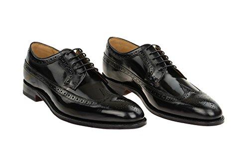 Gordon & Bros. Herrenschuhe - rahmengenähte Schuhe - GoodYear Welted KEN 16 Schwarz