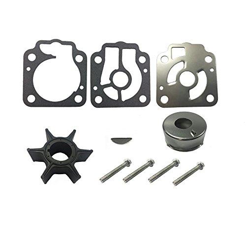 Full Power Plus Nissan Tohatsu Wasser Pumpe Flügelrad Ersatz Kit 30/40/50 HP 3T5–87322–3