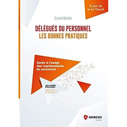 Délégués du personnel : les bonnes pratiques: Guide à l'usage des représentants du personnel