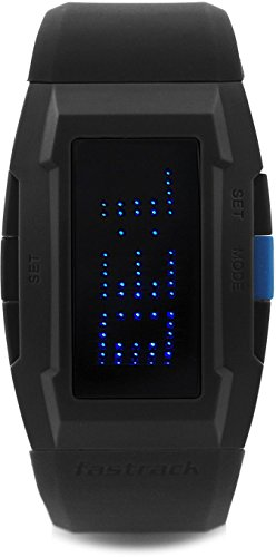 41%2BwVWQxbAL - Fastrack 38014PP01 Digital Grey Mens watch