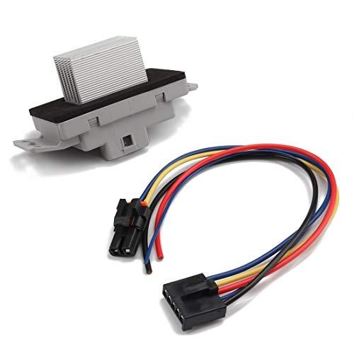 Ejoyou Duokon Heater Blower Resistor Riscaldatore Ventola Resistenza Motore Blower per Citroen Berlingo C1 C4 Xsara Picasso 9649247680