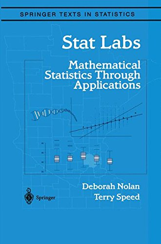 Stat Labs: Mathematical Statistics Through Applications