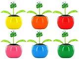 Alsino-Wackelblume-Solarblume-Solarflower-Flip-Flap-Frosch-SB-03