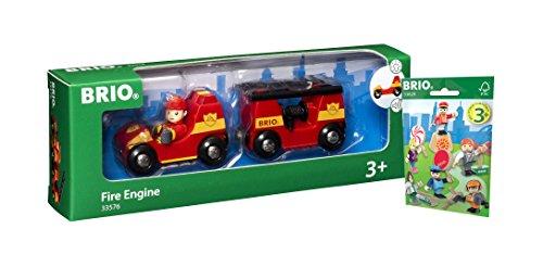 BRIO Eisenbahn Set - 33576 Licht und Sound -