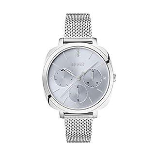 Hugo Boss Reloj Multiesfera para Mujer de Cuarzo con Correa en Acero Inoxidable 1502491