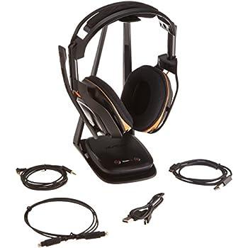 ASTRO GAMING A50 Casque Gaming sans fil édition Battlefield 4 compatible PC/MAC/PS3/PS4/XBOX360 (nécessite un accessoire supplémentaire pour Xbox One)