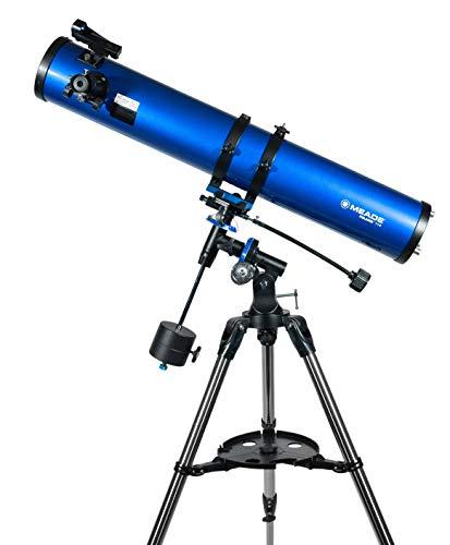 Meade Instruments Polaris 114mm Lichtbrechungskörper Blau - Teleskope
