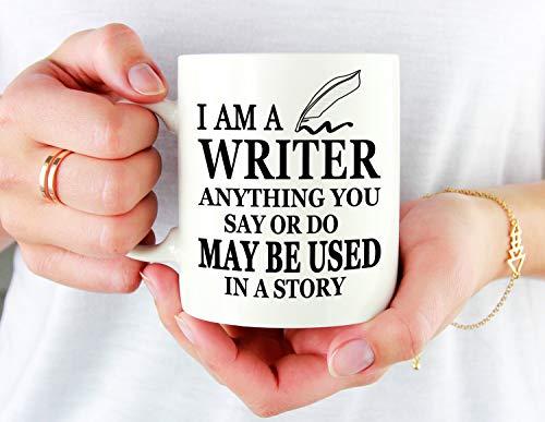 Taza de regalo para escritor o escritor, regalo para un periodista